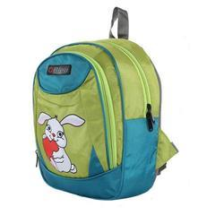 Parrot Green Small School Bag