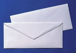 White Paper Envelope 80gsm (10.5