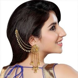 Ethnic Zinc Alloy Earrings