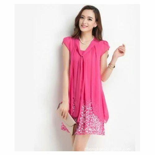 Pink Western Dresses 47b9f296e