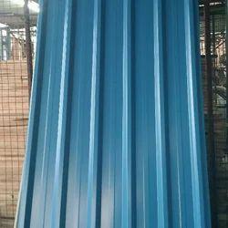 Galvanized Mild Steel Residential Roofing Sheet