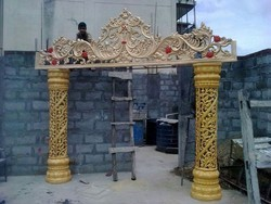 Innovative and Attractive Wedding Stages and Gates