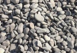 Black Stone Pebbles