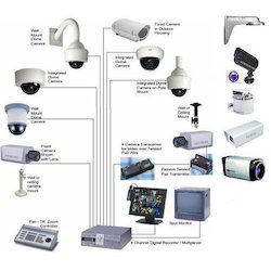 CCTV Installation Accessories And Services