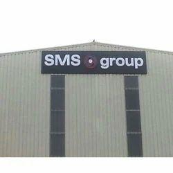Company Logo Sign Board
