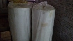 Tissue Paper Glass Wool Covering