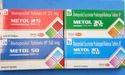 Metoprolol Tartrate & Metoprolol Sucinate