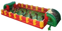 Multicolor PVC Inflatable Foos Ball