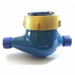 Everest Analog Class c Multijet Water Meter, Is 77994, Size: 0.5 - 2 Inch