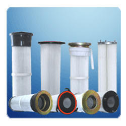 Dust Collection Pleated Cartridge