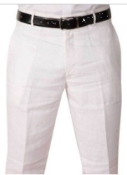 Linen Classic Fit Trouser