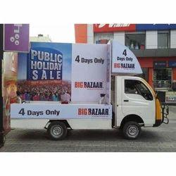 Van Advertising Banner