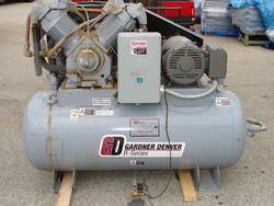 Used Air Compressor Of Gardner Denver