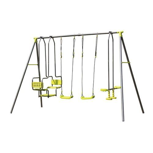 subcat tower rosemead reviews lifetime playset sets material metal sports sportspower set adventure less swing overstock for stars toys