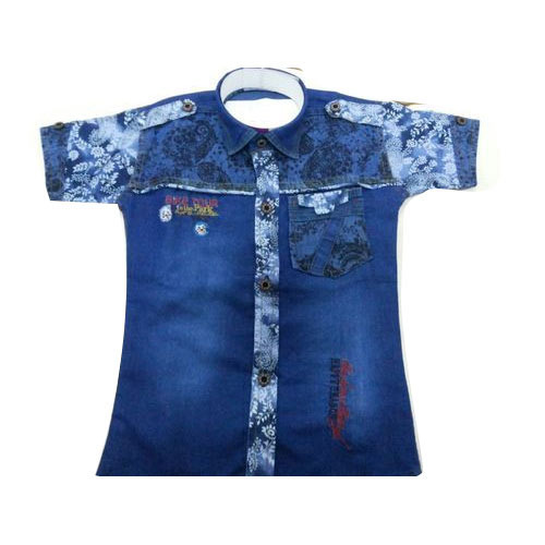 9a0aaceaf6b Printed Denim Shirts at Rs 220  piece(s)