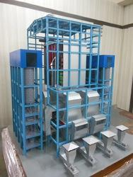 Boiler Cross Section Training Models