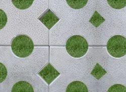 Tile Garden Tiles (Damy Text U0026 Photo)