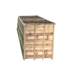Pine wood Heavy Duty Wooden Box, Weight Holding Capacity(Kg): 70-300 Kg