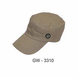 Mens Cotton Cap