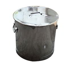 SS CONTAINER/ SS DRUM