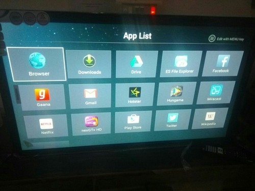 How to download hotstar on lg smart tv