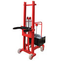 Electric Counter Balance Drum Stacker