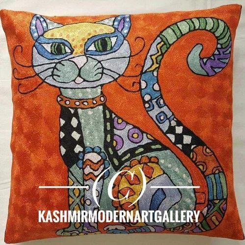 63206a29f2 Silk Printed Pillow