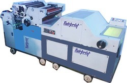 Double Color Poly Printing Machine