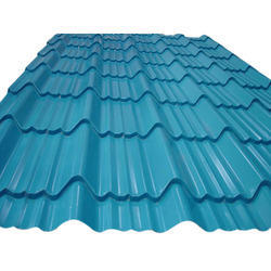 Colour Coated Roofing Sheet Suppliers Amp Manufacturers In