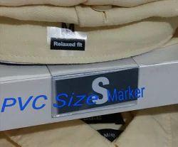 PVC Size Marker