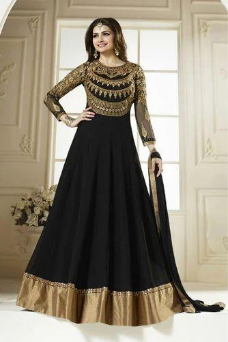 Anarkali Salwar Kameez Ethnic Bridal Wear, Designer Anarkali Suits ...