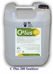TCL Sanitizer Liquid for Food Preparation Area