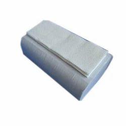 White M fold Tissue Paper, Size: 30*30 Cm