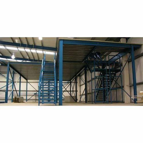 Modular Mezzanine Floors - Modular Mezzanine Floor