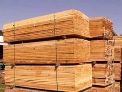 Pine Wood Dunnage