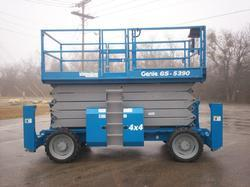 GENIE 5390 RT Scissor Lifts