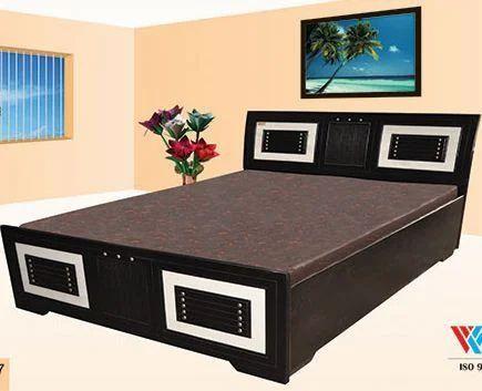 bed design furniture. Designer Double Bed - Wooden Manufacturer From Ahmedabad Design Furniture