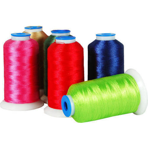Polyester Embroidery Thread At Rs 240 Kilogram Polyester
