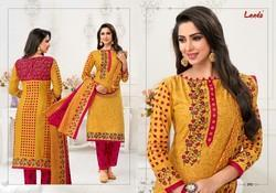 Ladies Cotton Suits Dress Material