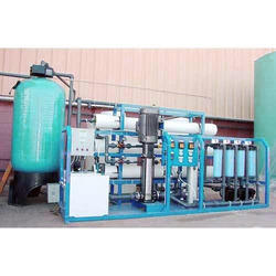 SS Automatic Commercial Reverse Osmosis Plant, 1.5 Ton