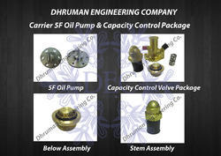 Carrier 5F Oil Pump & Capacity Control Package