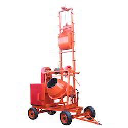 Concrete Loading Lift
