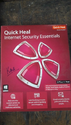 Quick Heal Internet Security 3Pc 1Yr