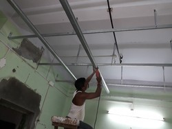 Gypsum Celling