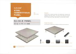 False Flooring Steel Cementitious Panel