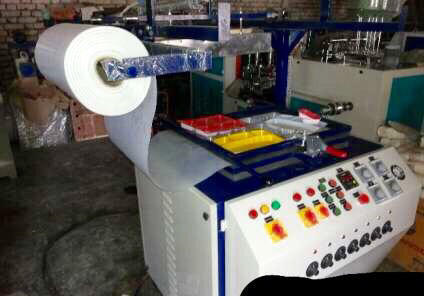 Thermocol Plate Making Machine - Thermocol Dona & Plate