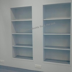 Hospital Storage Shelf