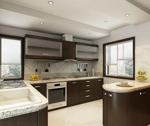 Kitchen Interior Designing, Kitchen Designing, किचन