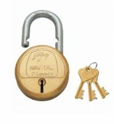 Godrej Nav-Tal 7 Levers Deluxe Hardened Pad Lock
