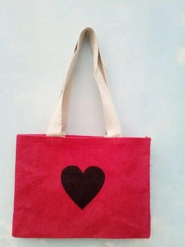 Plain Corporate Gift Jute Bag, Capacity: 2 - 5 Kg